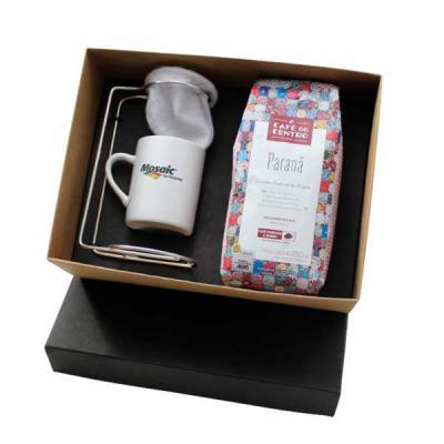Smile Kits Corporativos - Kit Café