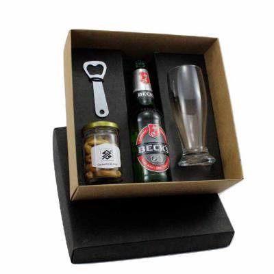 Smile Kits Corporativos - Kit Cerveja Importada