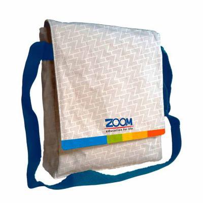 ZoomRio Bolsas Promocionais - PA-06 - PASTA CAPELLA - TIRACOLO