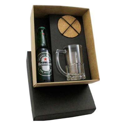 Conceito Kits Corporativos - Kit Cerveja Nacional