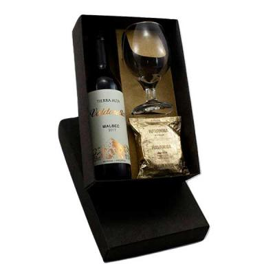 Conceito Kits Corporativos - Kit Vinho Argentino