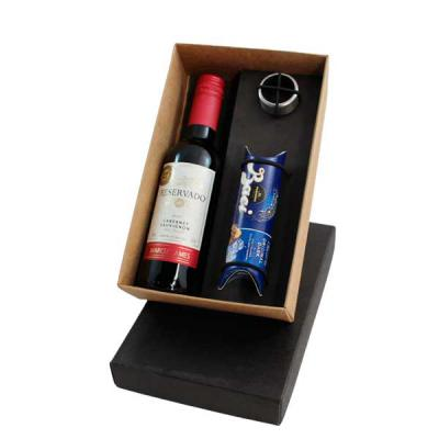 Conceito Kits Corporativos - Kit Vinho Nacional
