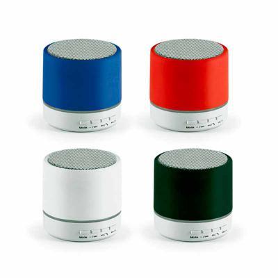 Brindi Produtos Corporativos - Caixa de som personalizada
