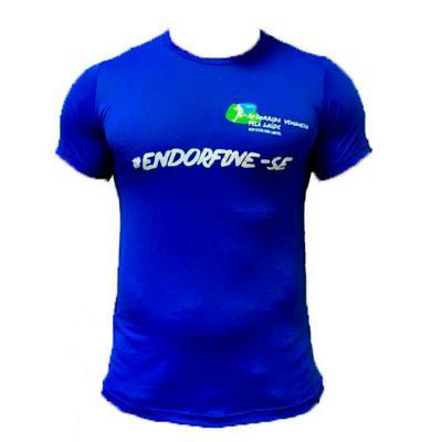 Brindi Produtos Corporativos - Camiseta Personalizada em 100% poliamida com proteção UV 50