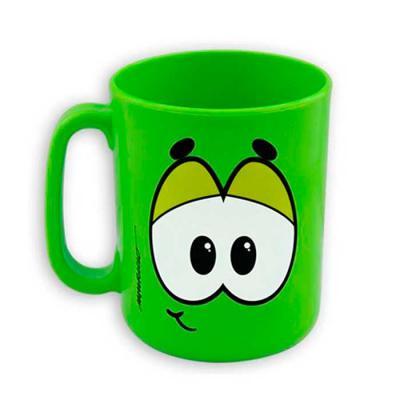 Brindi Produtos Corporativos - Caneca de chá personalizada em plástico