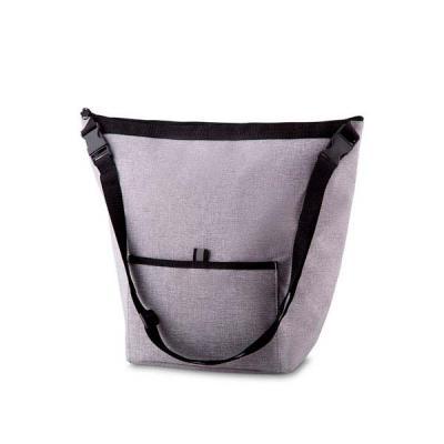 Ninja Brindes - A Bag Termica Personalizadaa possui capacidade de 17 litros, bolso frontal e alça de ombro. Brinde útil e resistente, com um perfeito acabamento, além...