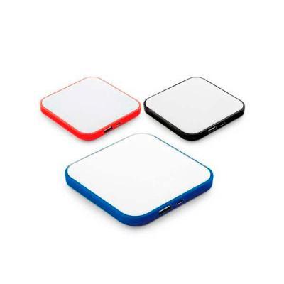 Ninja Brindes - Bateria portátil quadrada, para quem quer comprar presentes para aumentar o valor da marca, existem vários produtos especiais muito utilizados por var...