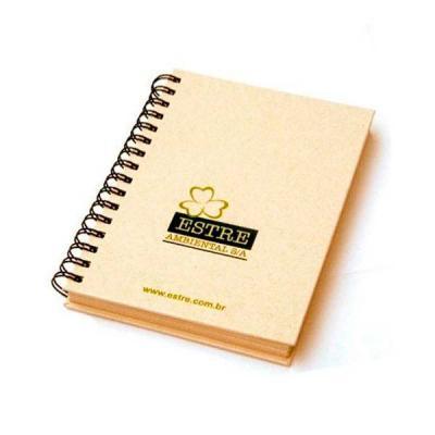 Ninja Brindes - Caderno Promocional