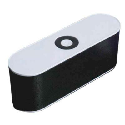 Ninja Brindes - Caixa de som personalizada com entrada para pen drive