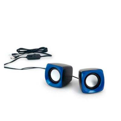 ninja-brindes - Caixinha de som para computador personalizada