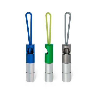 ninja-brindes - Chaveiro lanterna personalizado