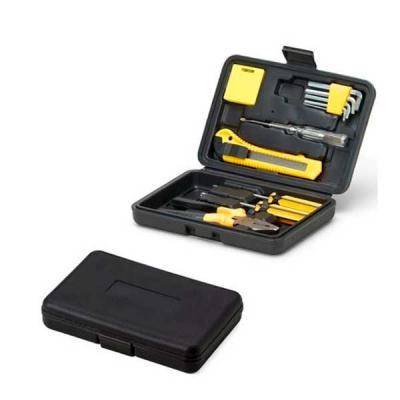 ninja-brindes - Kit caixa de ferramentas personalizada