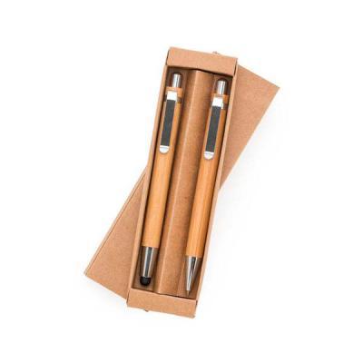Ninja Brindes - kit lapiseira e caneta
