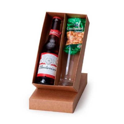 Ninja Brindes - Kit cerveja presente