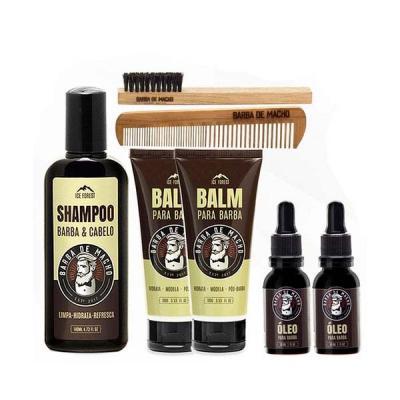 Ninja Brindes - kit para barba