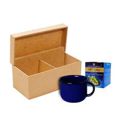 Ninja Brindes - kit para chá