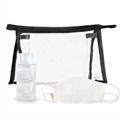 Ninja Brindes - Kit Proteção com Nécessaire