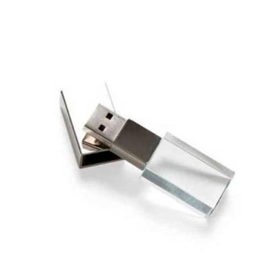 Ninja Brindes - Pen drive 4gb em acrílico