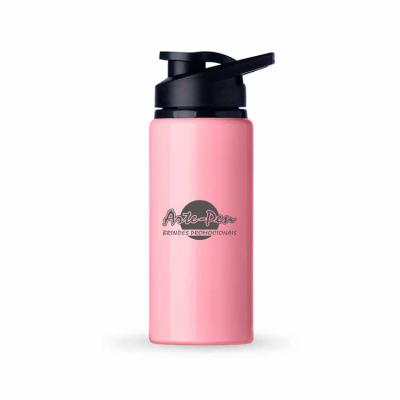 Arte Pen Marketing Promocional - Squeeze Aluminio 600ml