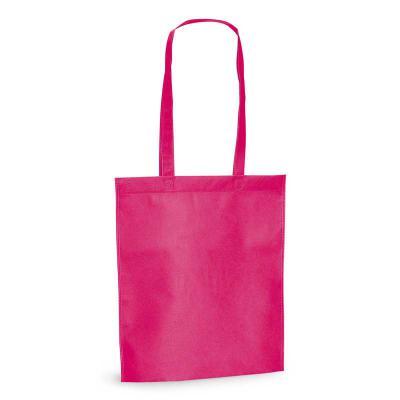 Outlet Promocional - Sacola TNT rosa