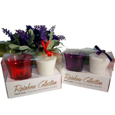 Velarte - Kit velas perfumadas