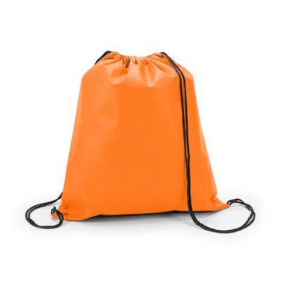 Meta Brindes - Sacola tipo mochila personalizada