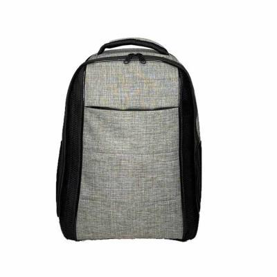 Ágata Promocional - Mochila Executiva Com Porta Notebook Bolso Afntifurto frente