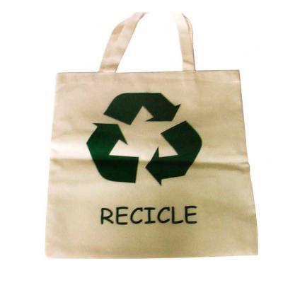 Rei da Ecobag - Sacola Ecobag Algodão Cru Personalizada