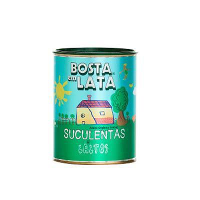Bosta em Lata Company - Suculentas e Cactos
