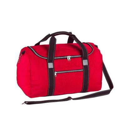 Roar Material Promocional - Bolsa de viagem, tamanho médio. Esta bolsa contem um espaço para seus itens pessoais. Prática e resistente. Compre direto da fábrica. *Os preços podem...