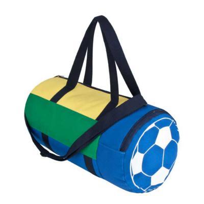 Roar Material Promocional - Bolsa de viagem pequena. Forma diferenciada essa bolsa é ideal para aquele futebol com os amigos.