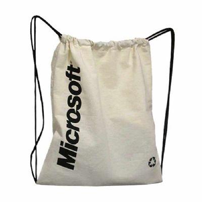 Roar Material Promocional - Saco mochila em Lona