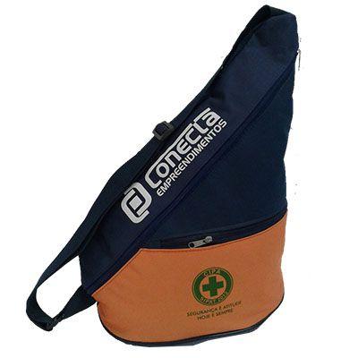 s-e-s-bolsas - Mochila transversal em nylon