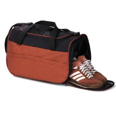 S & S Bolsas - Bolsa com porta-tênis personalizada.