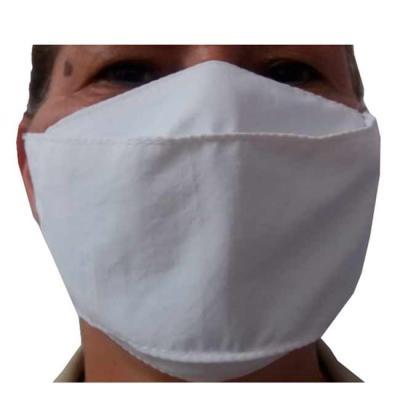 S & S Bolsas - Máscara 3D antiviral frente