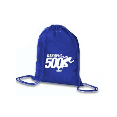 S & S Bolsas - Saco mochila de nylon