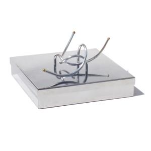 OZN Produz Presentes Corporativos - Estojo sofisticado produzido em aço inox e alumínio.