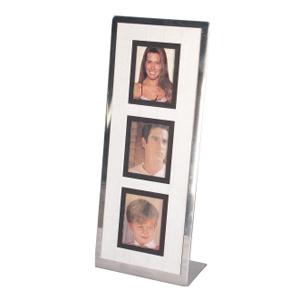 OZN Produz Presentes Corporativos - Porta retrato para colocação de várias fotos 3 por 4.