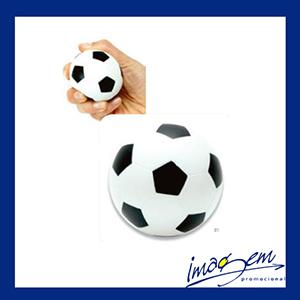 Imagem Promocional - Bolinha anti-estresse com tema de futebol