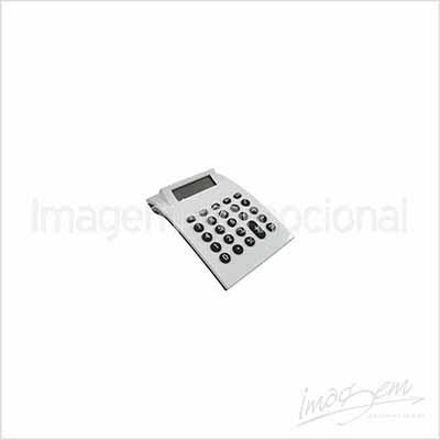Imagem Promocional - Calculadora de mesa solar