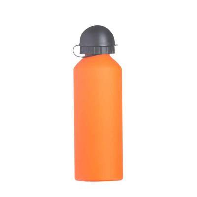 Imagem Promocional - Squeeze de alumínio 500ml com pintura fosca, tampa de bico rosqueável(não é térmico).