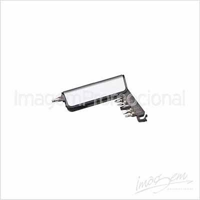 Imagem Promocional - Kit chaves com lanterna