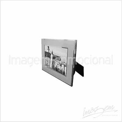 Imagem Promocional - Porta retrato em metal, 10x15