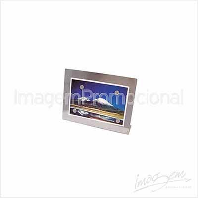 Imagem Promocional - Porta retrato de metal 10x15
