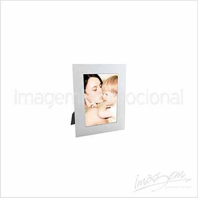 Imagem Promocional - Porta retrato de metal medidas: 10x15