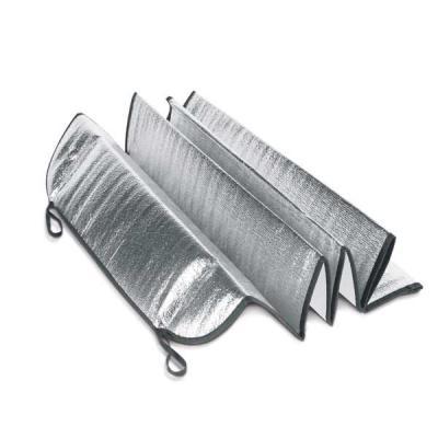Imagem Promocional - Espuma de PE. Forrado com 1 folha de alumínio. Para vidro frontal. Incluso 2 fixadores de ventosa. 1300 x 600 mm.