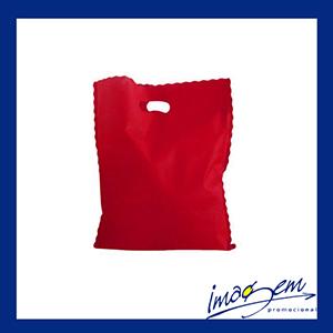 Imagem Promocional - Sacola em TNT 40x50 vermelha