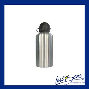 Imagem Promocional - Squeeze em alumínio aço 400 ml