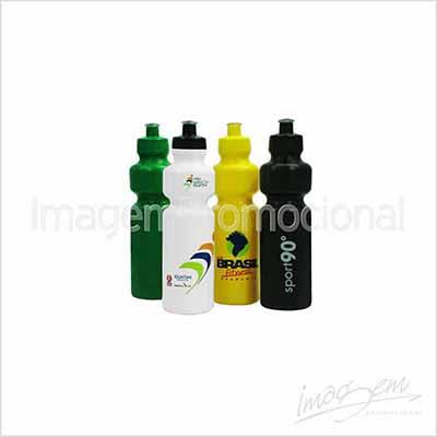 Imagem Promocional - Squeeze plástico 750 ml - sob encomenda.