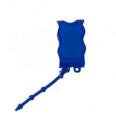 Imagem Promocional - Chaveiro porta álcool gel, material emborrachado com capacidade para frasco de 35ml.